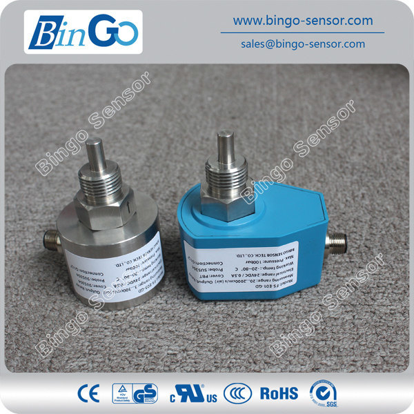 Thermal Water Flow Switch for Oil, Air