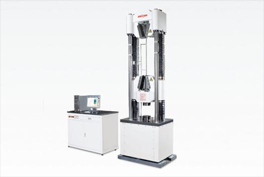 Servo Hydraulic Steel Strand Universal Testing Machine