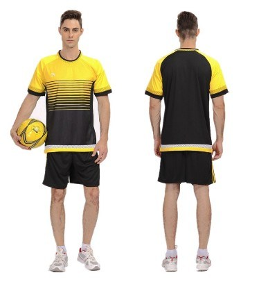 Sports Football Shirt Soccer Jersey Football Clothes for Men (AKFS5)