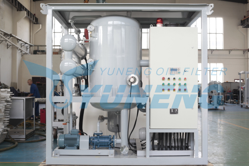 Transformer Oil Filtration Plant with CE Certificates
