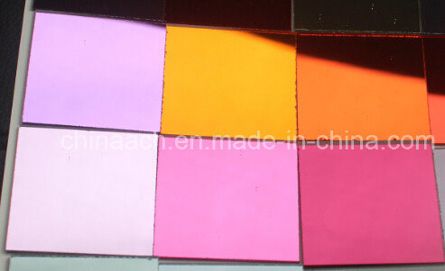 Plastic Mirror Sheet/PS Mirror Panel /Acrylic Acrilico Sheet