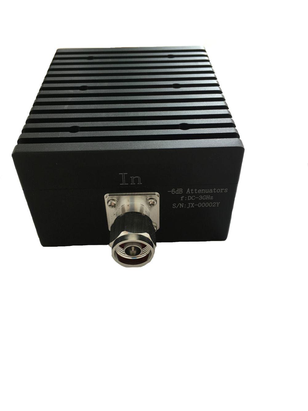 Lom Pim Attenuators in Microwave Area