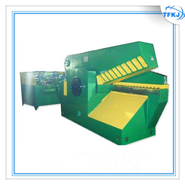 Automatic Vertical Cutting Hydraulic Shear