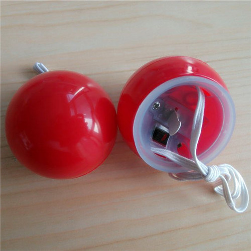 Clown Nose with Light Blingking Nose Plastic Nose