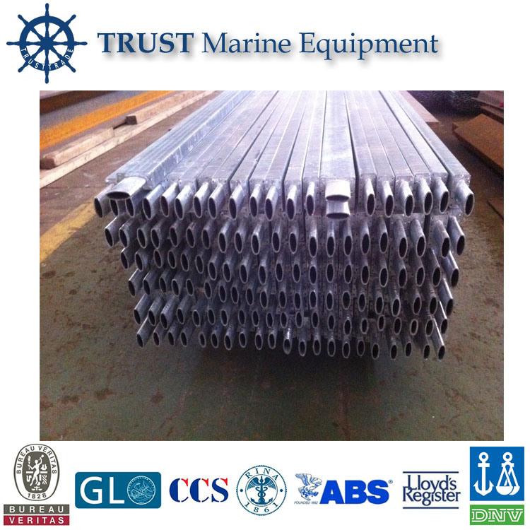 Stainless Steel Finned Tube Heat Exchanger Fin Tube
