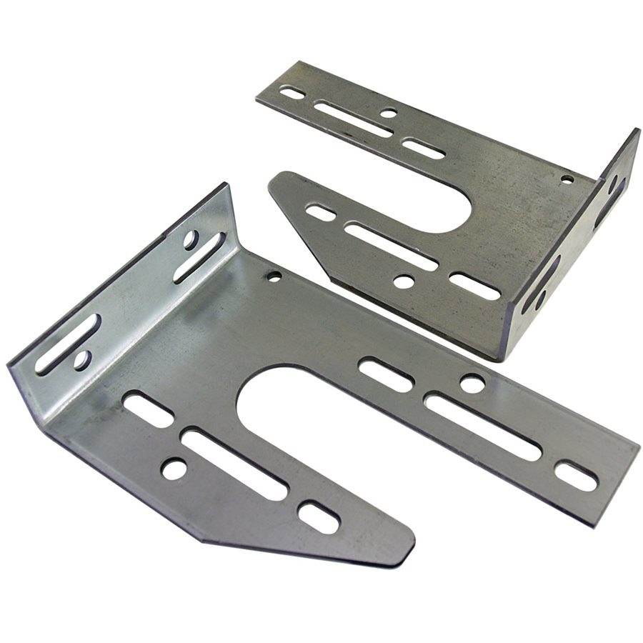 Universal Spring Anchor Plate / Metal Stamping Part