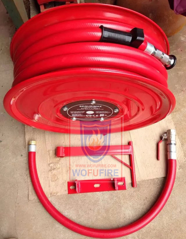 1 Inch Swing Fire Hose Reel
