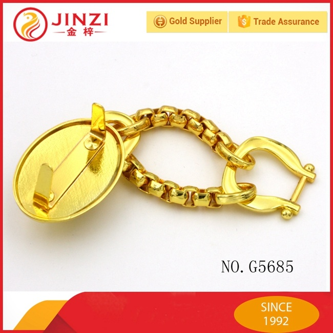 Decorative Metal Chain Accessories for Handbag
