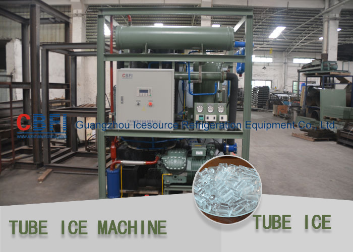 Easy to Install Tube Ice Machine for Africa 10000 Kg/Day