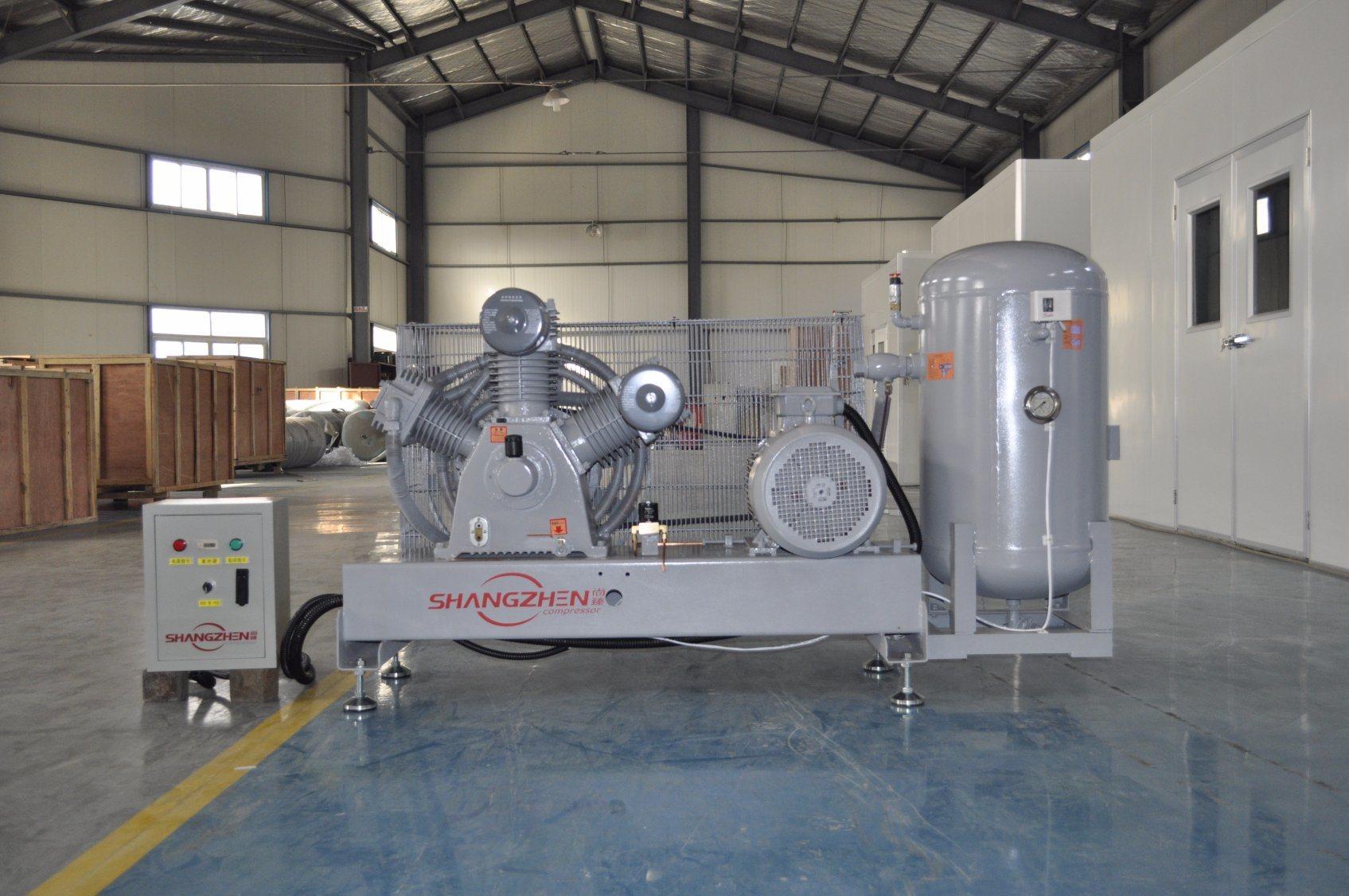 (WM-1.0/30) 30bar Pet Bottle-Blowing Air Compressor/Medium Pressure Compressor