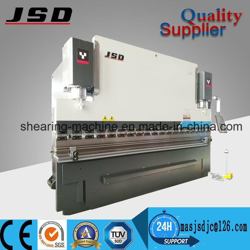 MB8-300t/3200 Sheet Metal Folding Machines, Steel Bender, CNC Press Brake