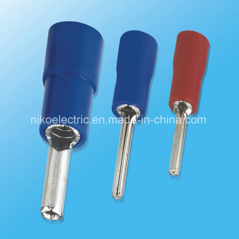 RV Type Pre-Insulating Copper Ring Terminal for Cable Wire Connect
