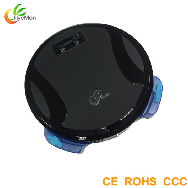 2016 Slim Body APP Robotic Vacuum Cleaner for House Cleaning