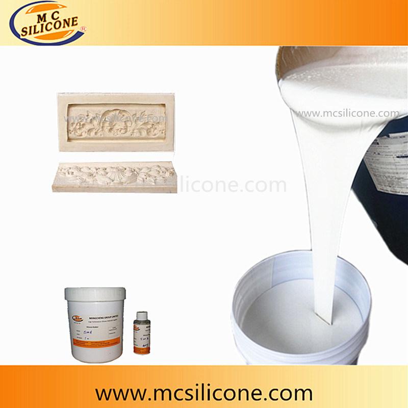 Artificial Stone Mold Making Liquid RTV2 Silicone Rubber