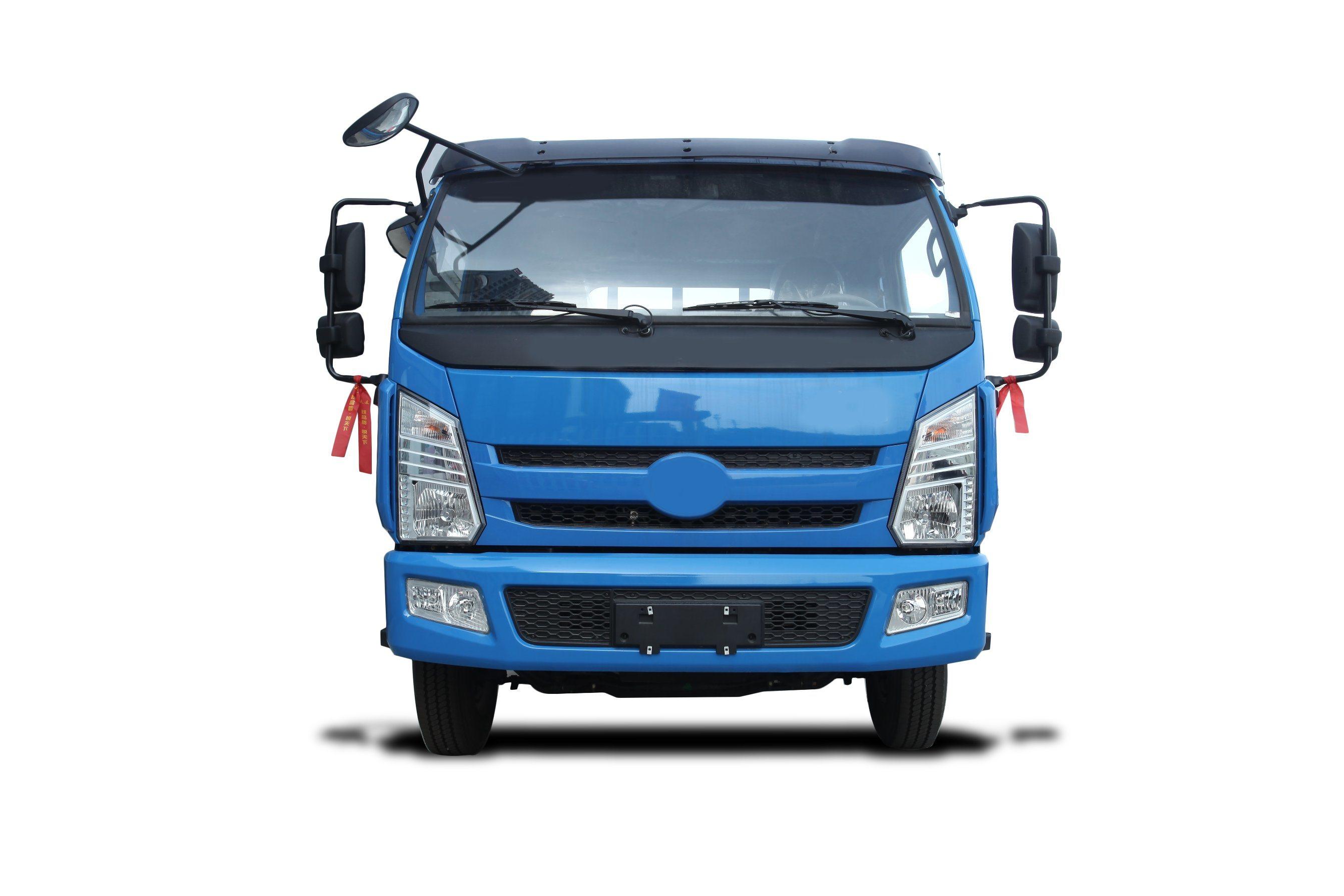Mudan 5 Ton Space Cabin Cargo Truck