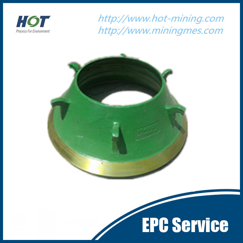 OEM High Manganese Steel Cone Crusher Parts