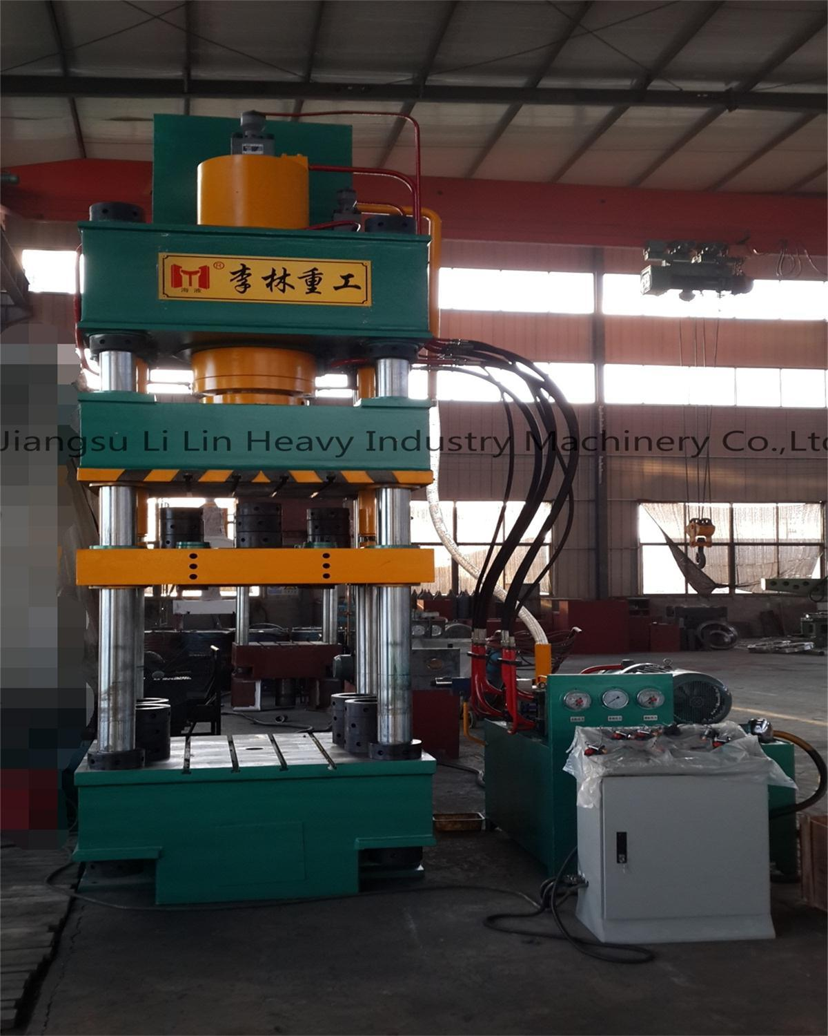 Double-Action Sheet Stretching Hydraulic Press Yll28-200/300