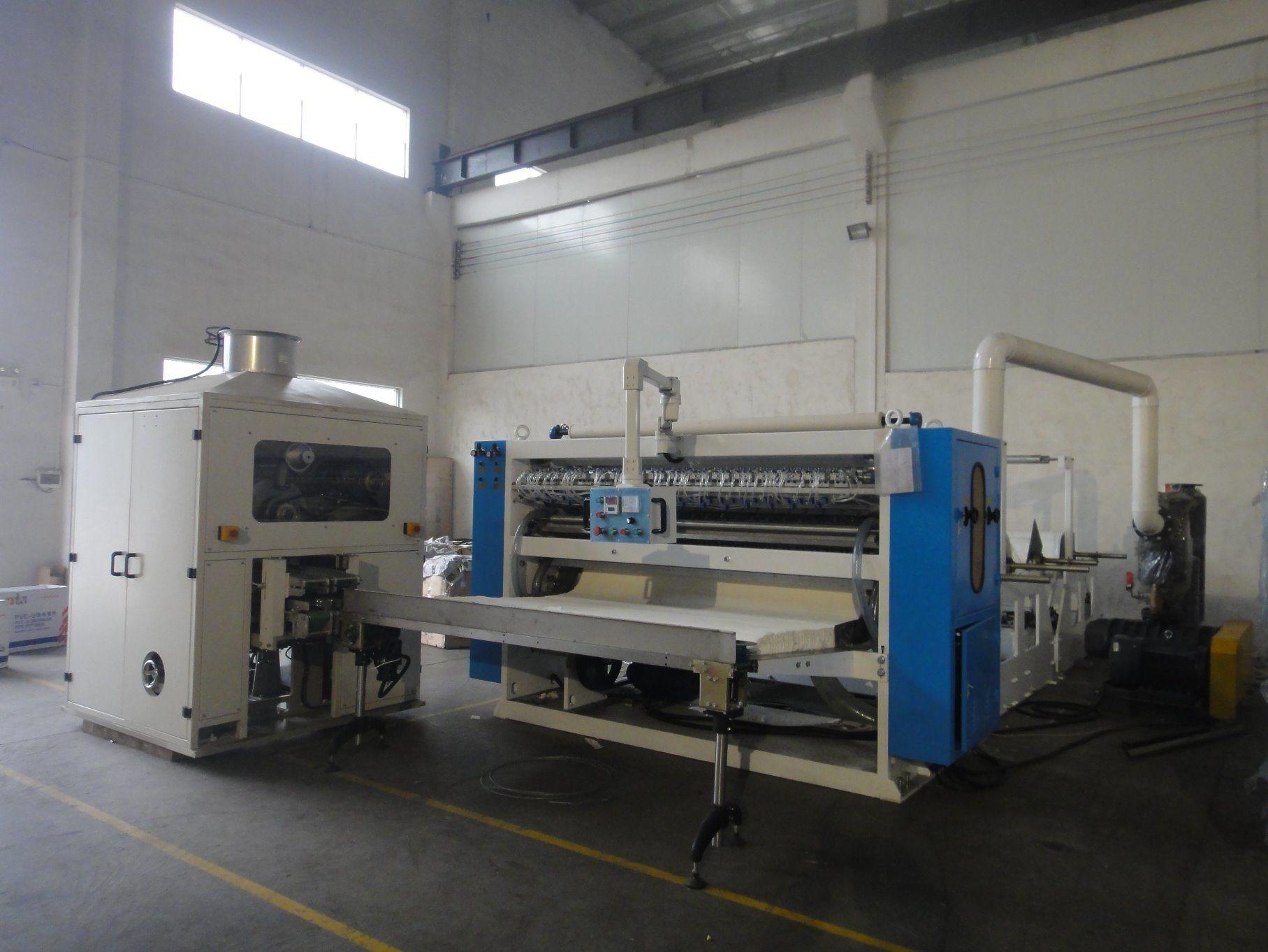 Yekon Tissue Paper Folding Machine