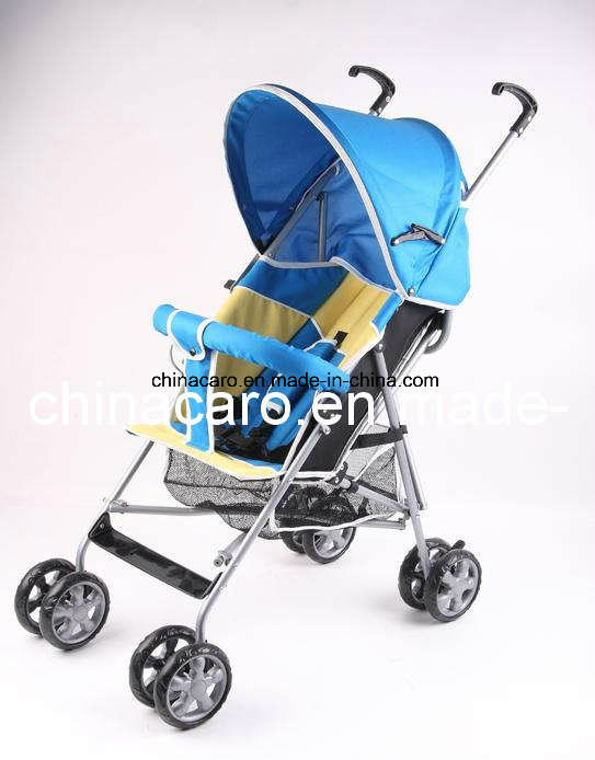 European Fold Baby Stroller with Ce Certificate (CA-BB261)