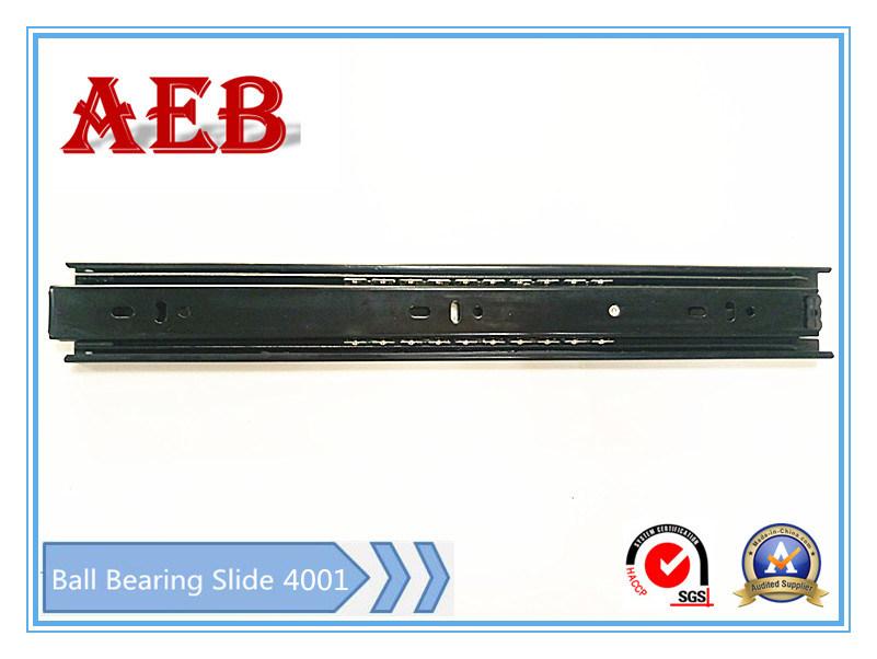 Aeb4001-40mm Full Extension Ball Bearing Drawer Slide