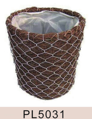 Round Shape Salim Rattan Basket