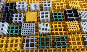 FRP/GRP High Strength Walkway /Fiberglass Molded/Grating Mesh