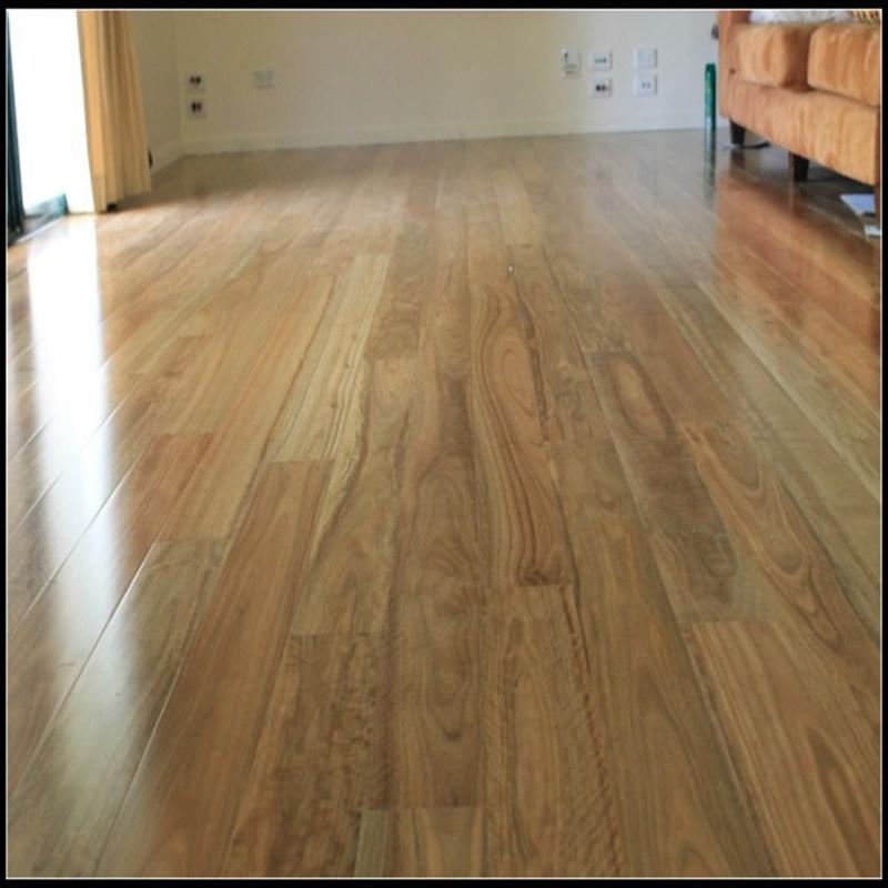 Natural Spotted Gum Solid Hardwood Flooring