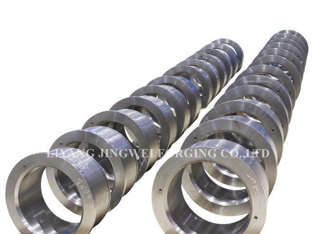 Popular Forged Die Making Steel Ring Forging