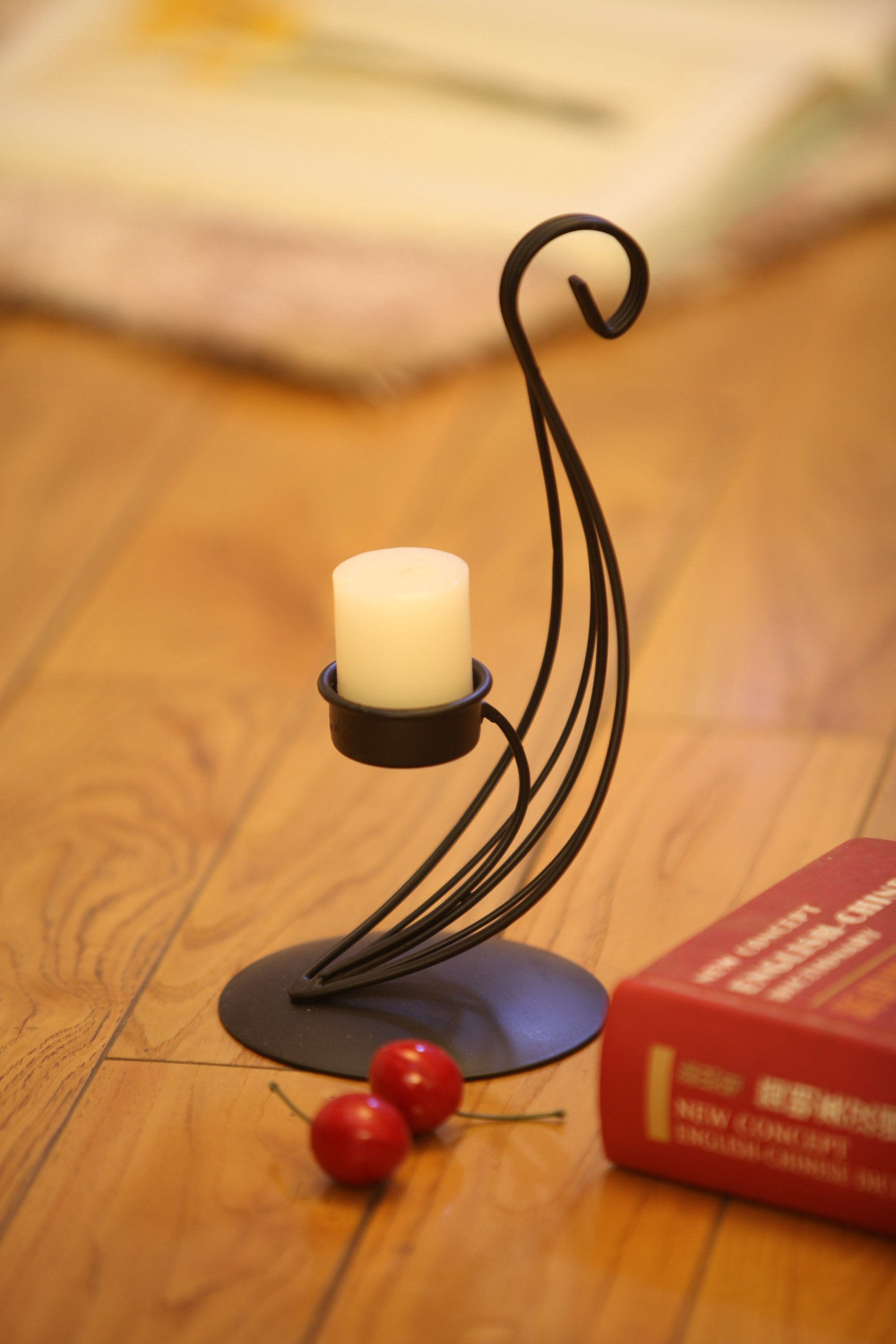 Iron Candle Holder/ Candlestick Customized