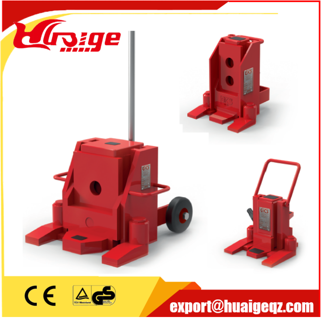 50 Ton Mechanical Hydraulic Toe Jacks