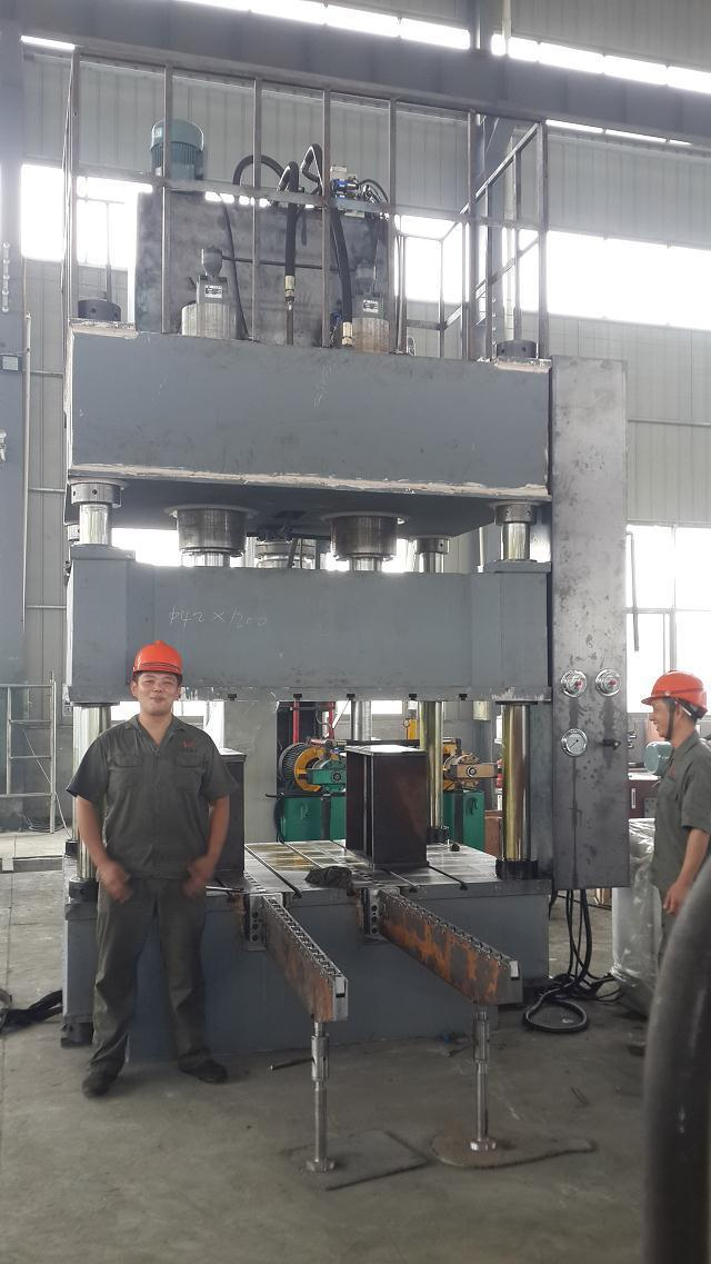 Four Column Hydraulic Press Machine (YLL32-200)