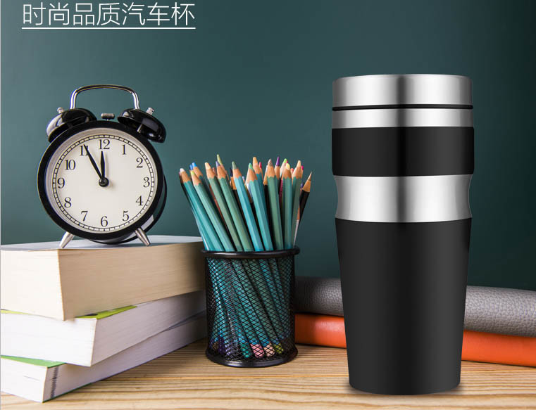 New Design Car Cigarette Lighter Self Heating Cup