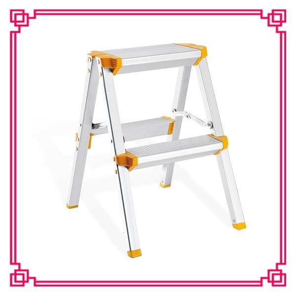 Household Step Stool Ladder /Aluminium Step Stairs