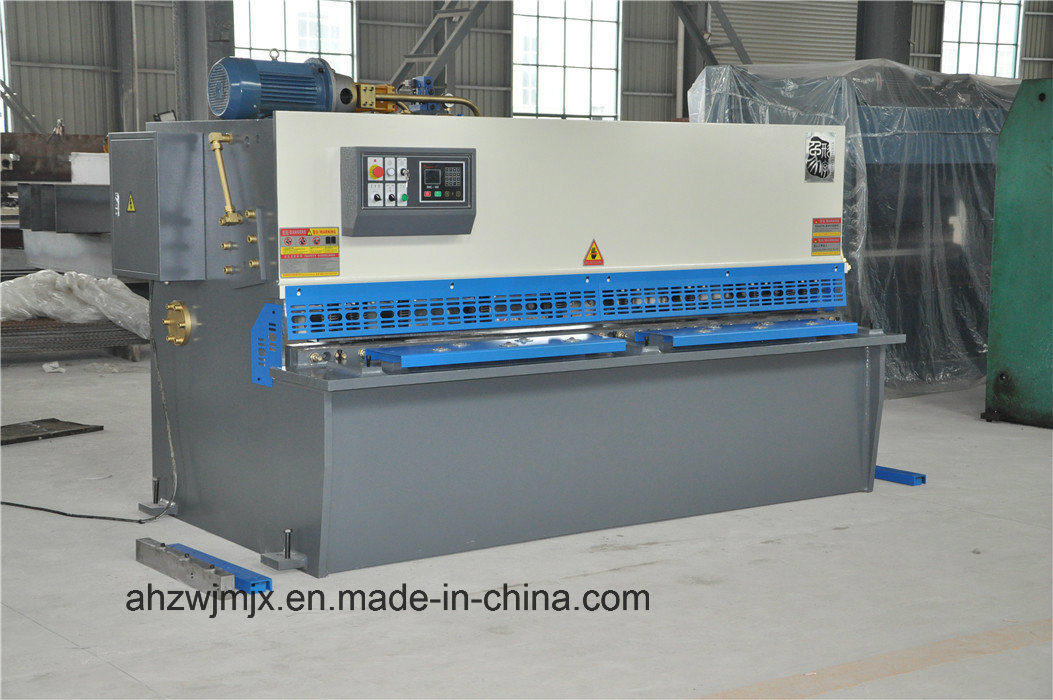 QC12y Series Simple Nc Pendulum Cutting Machine