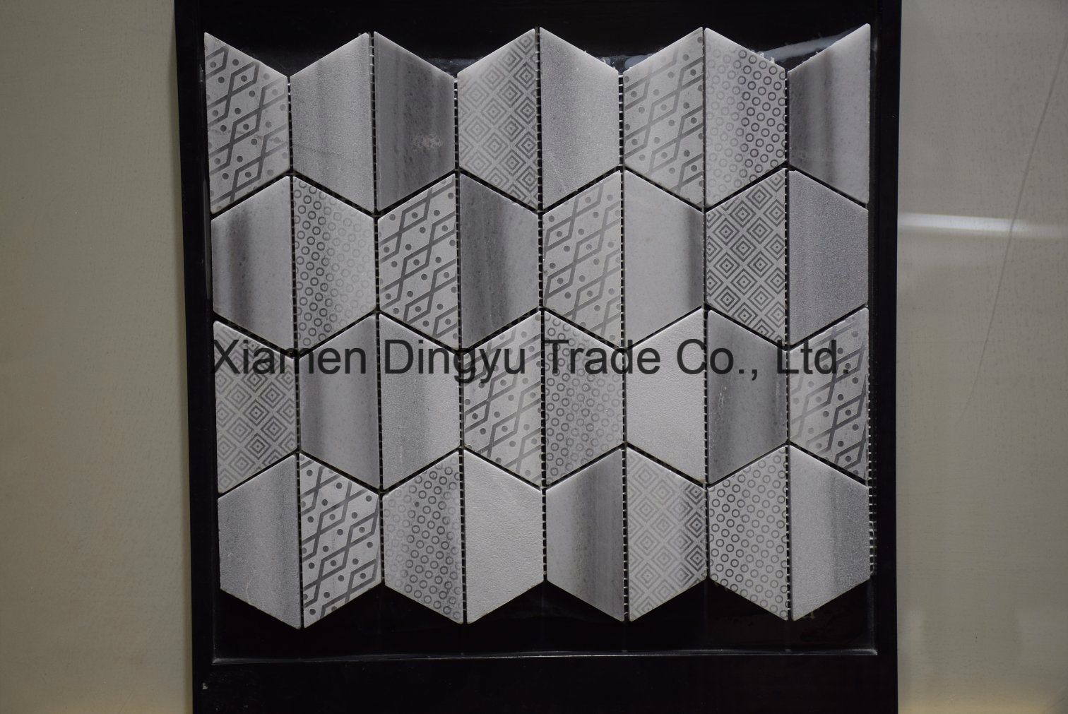 Decoration Material, Wall Tile Glass Mosaic for Interior