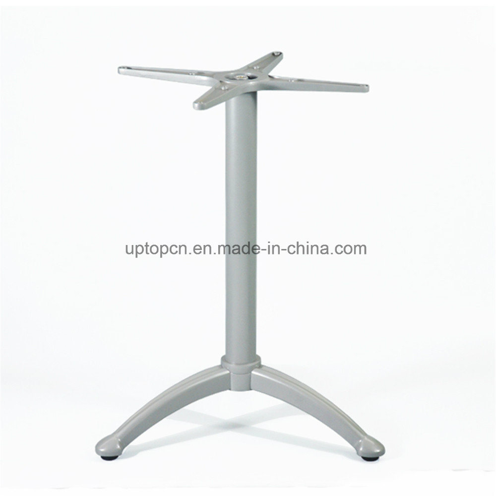 Custom Made Aluminum Dining Table Base for Restaurant (SP-ATL253)