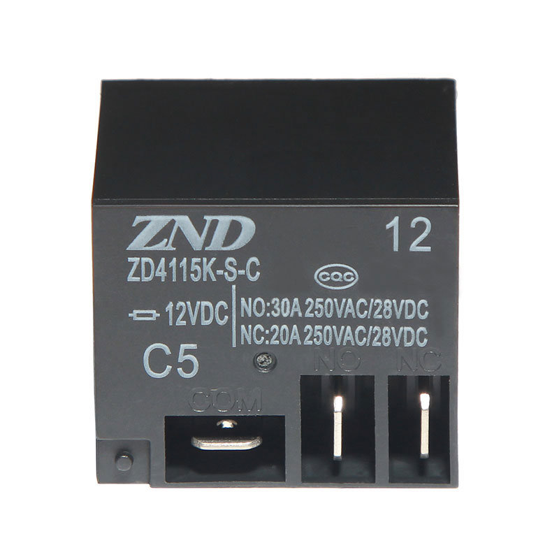 Zd4115k (T91) 30A Miniature Power Relay for Household Appliances &Industrial Use