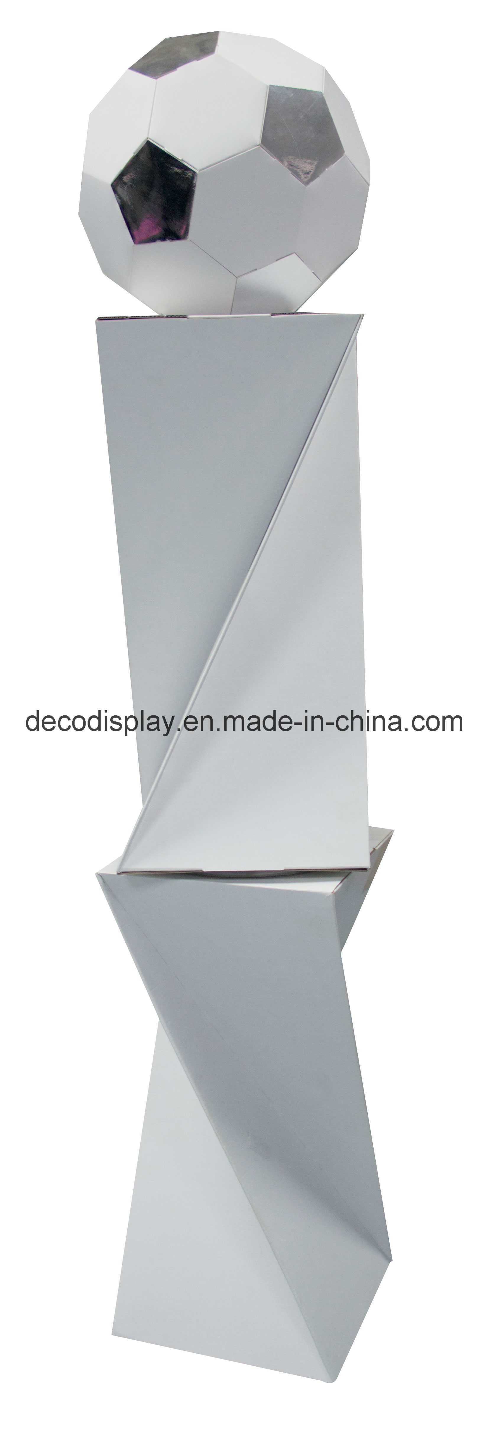 Display Stand Cardboard Paper Furniture
