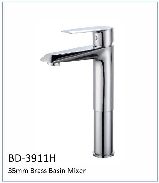 Bd3911c High Quality 35mm Brass Bath Faucet