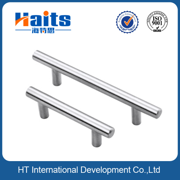 T Shape Stainless Steel Furniture Handle Ktichen Cabinet Handles