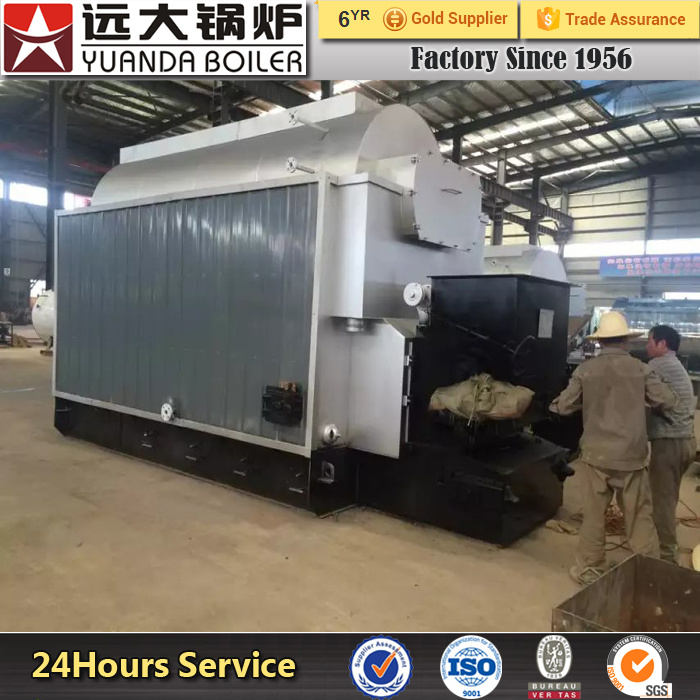 Dzl8-1.25-Aii 8ton/H Coal Fired Steam Output Boiler for Sale