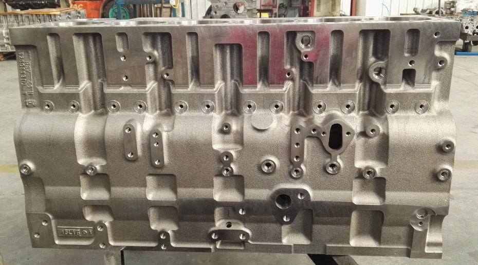 Qsl 9 Cylinder Block for Cummins Engine
