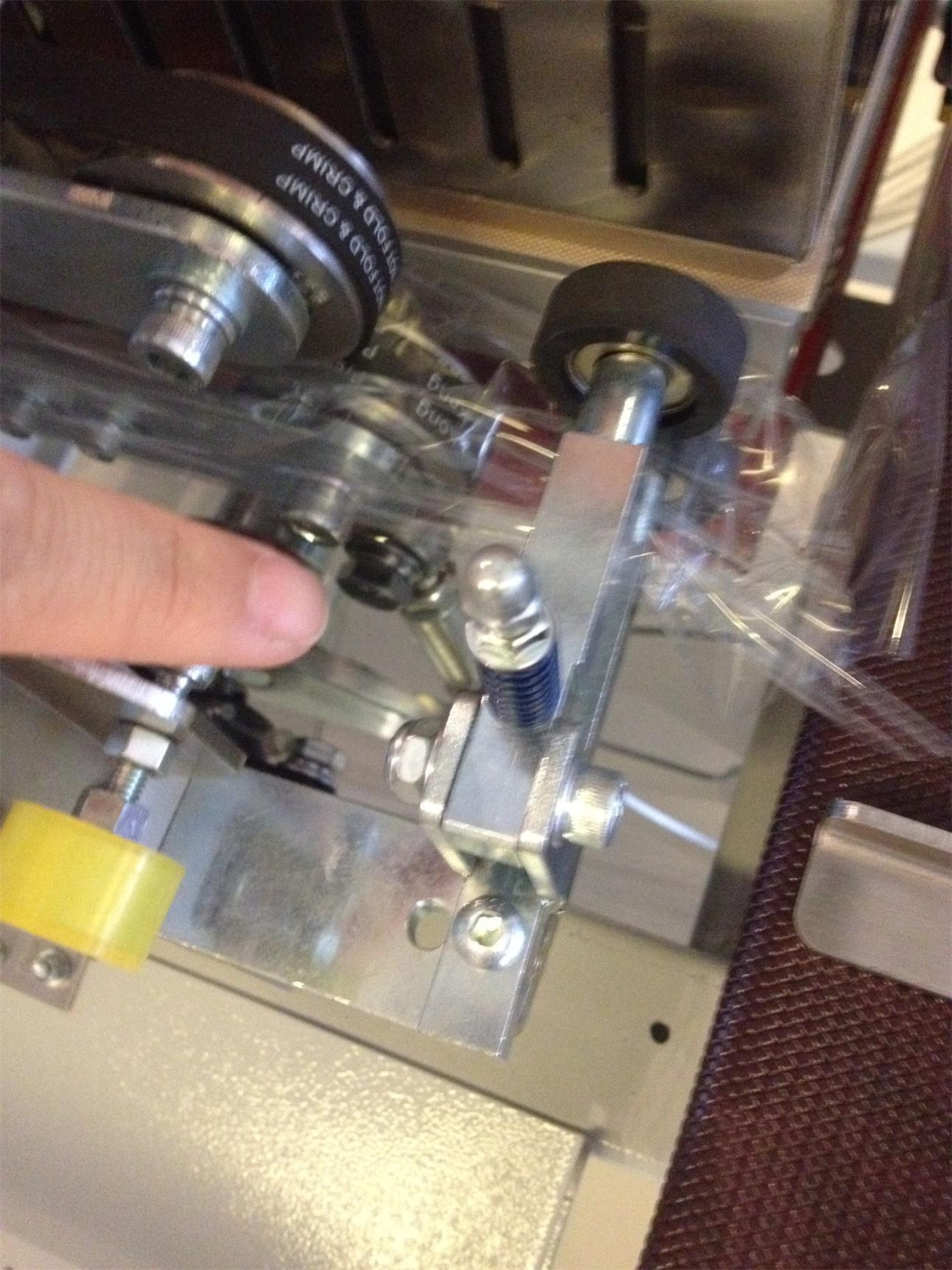 2 in 1 Mini Shrink Packaging Machine