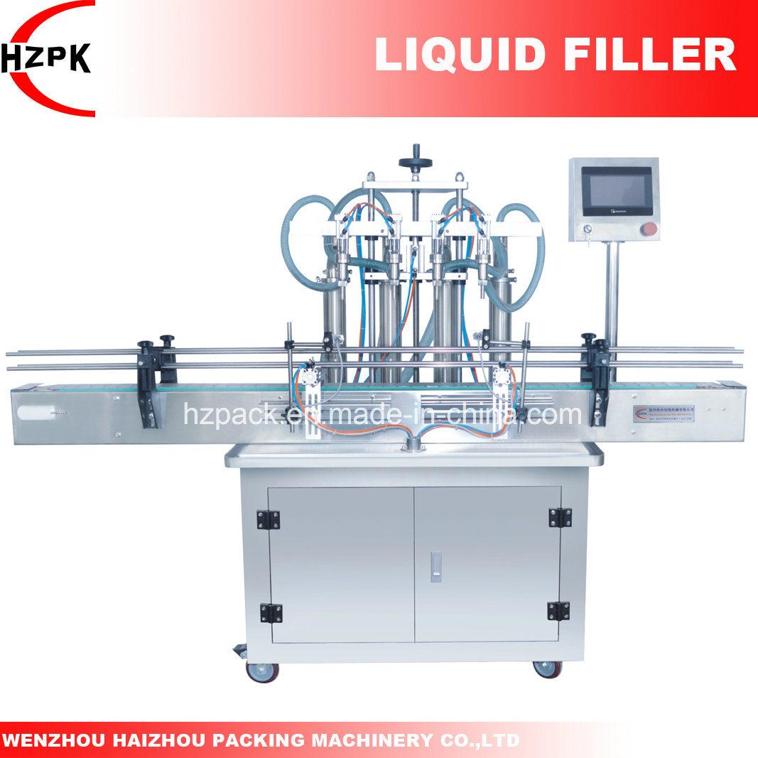 Automatic Water Filling Machine/Liquid Filler/Liquid Filling Machine From China