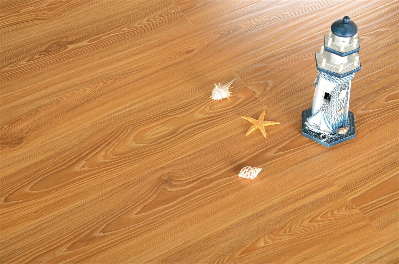 Yellow Compact Laminate Flooring