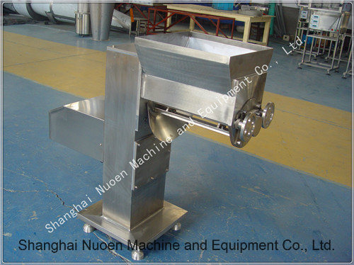 Nuoen High Quality Swinging Particles Making Machine