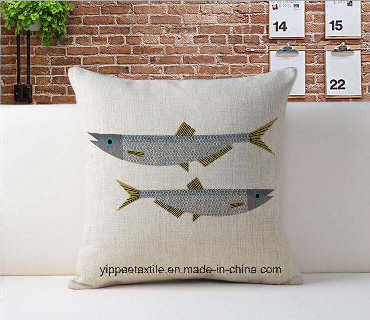 Beautiful Printing Cushion, Cushion Cover, Bolster, Back Pillow