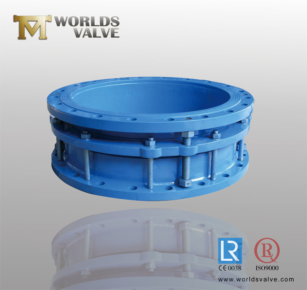 Wcb Flange Rubber Expansion Joint