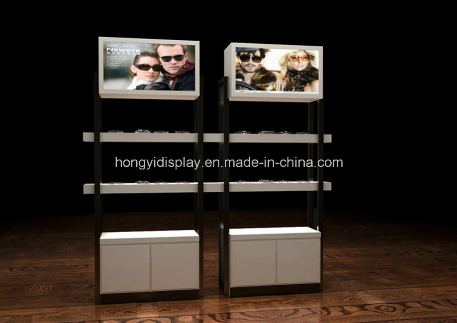 Display Shelf for Display Catalogue, Sunglass Display