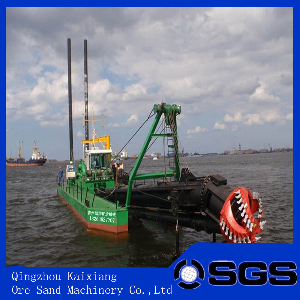 Sand Dredger Digging Machine